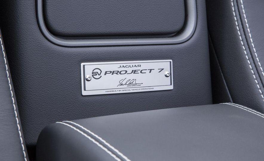 Jaguar F-type Project 7 - Slide 49