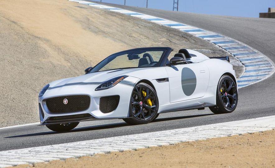 Jaguar F-type Project 7 - Slide 12