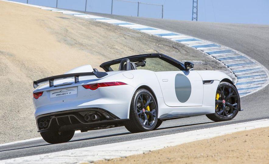 Jaguar F-type Project 7 - Slide 13
