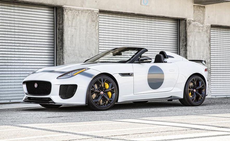 Jaguar F-type Project 7 - Slide 24