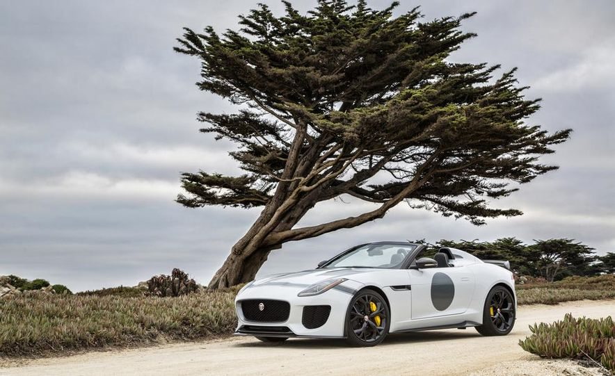 Jaguar F-type Project 7 - Slide 29