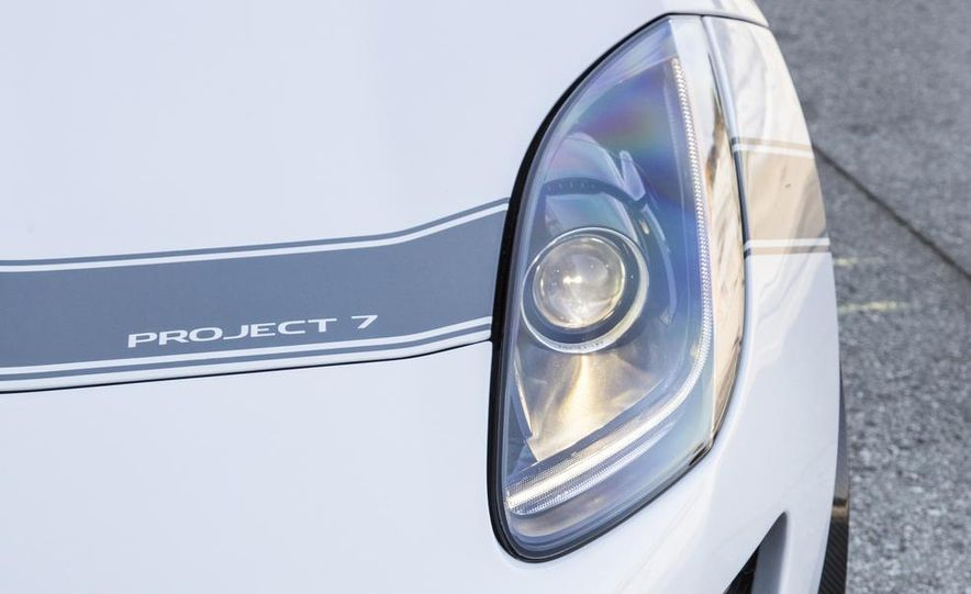 Jaguar F-type Project 7 - Slide 31