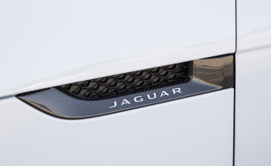 Jaguar F-type Project 7 - Slide 34