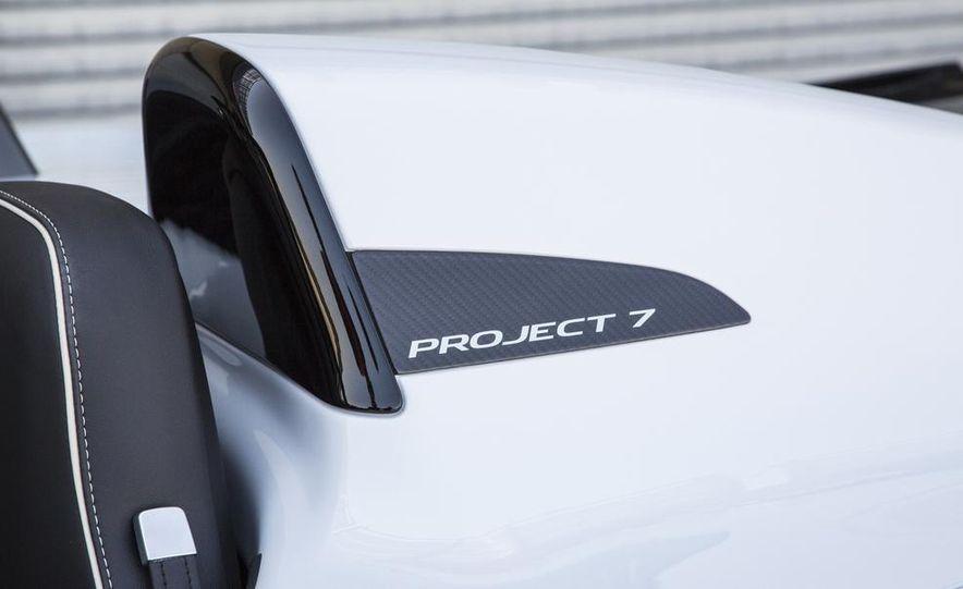 Jaguar F-type Project 7 - Slide 36