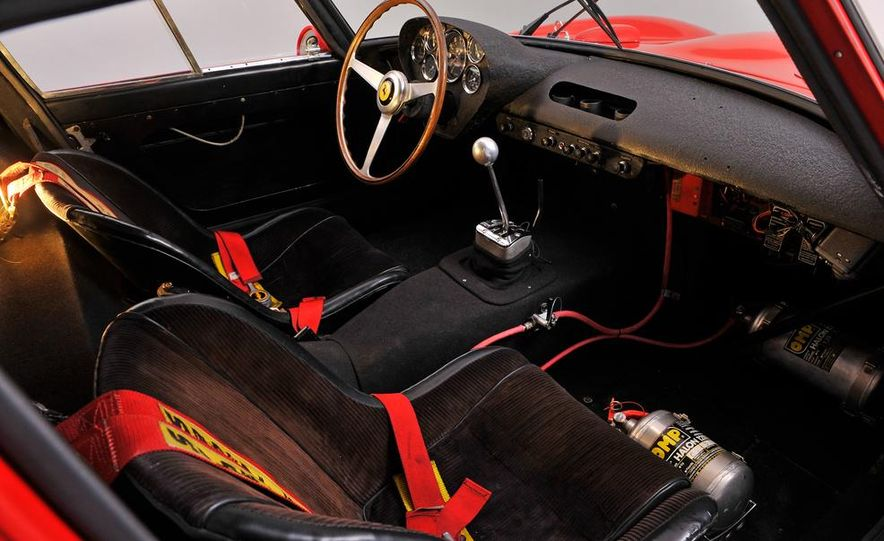1962–63 Ferrari 250GTO Berlinetta - Slide 13