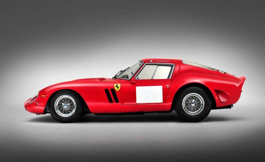1962–63 Ferrari 250GTO Berlinetta - Slide 5