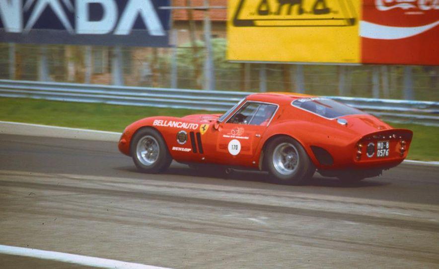 1962–63 Ferrari 250GTO Berlinetta - Slide 20