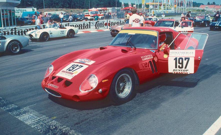 1962–63 Ferrari 250GTO Berlinetta - Slide 21
