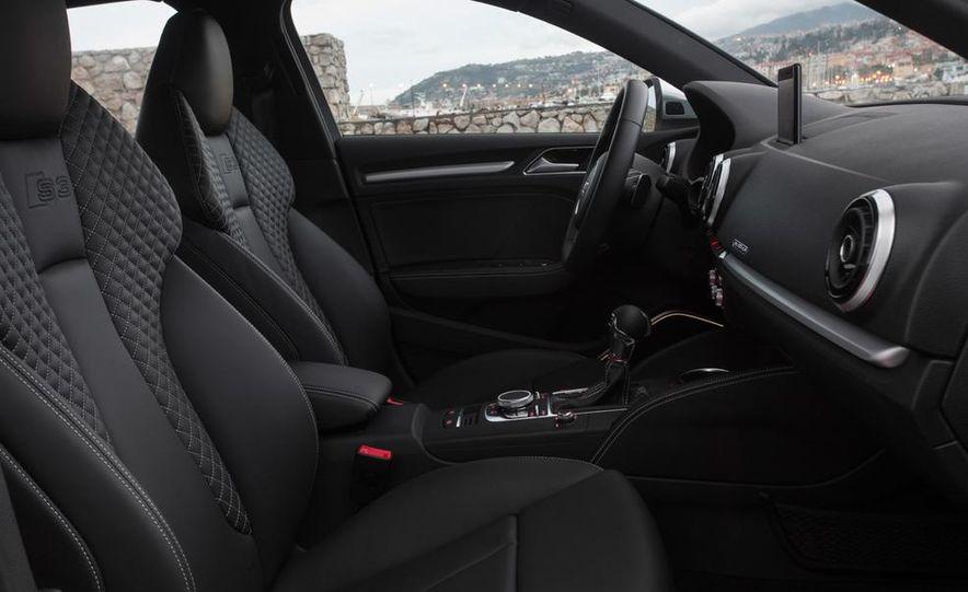 2015 Audi S3 Quattro sedan - Slide 25