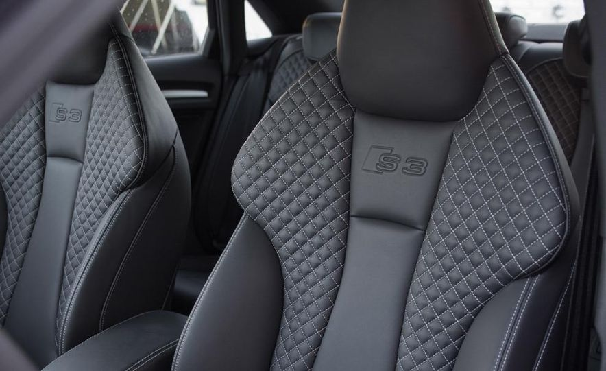 2015 Audi S3 Quattro sedan - Slide 30