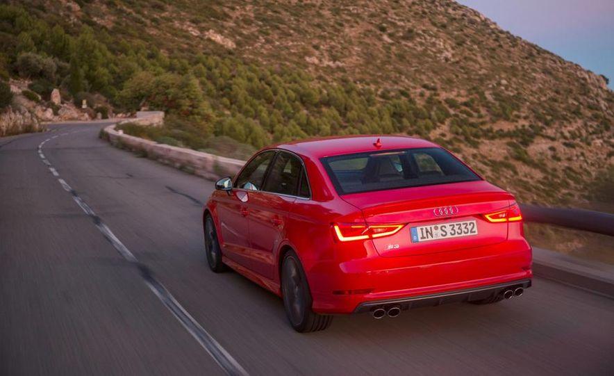 2015 Audi S3 Quattro sedan - Slide 6
