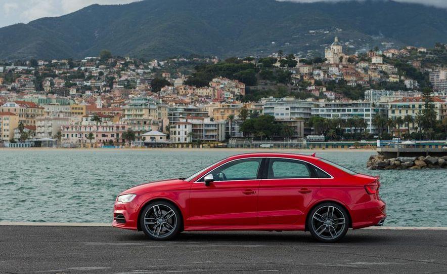 2015 Audi S3 Quattro sedan - Slide 7