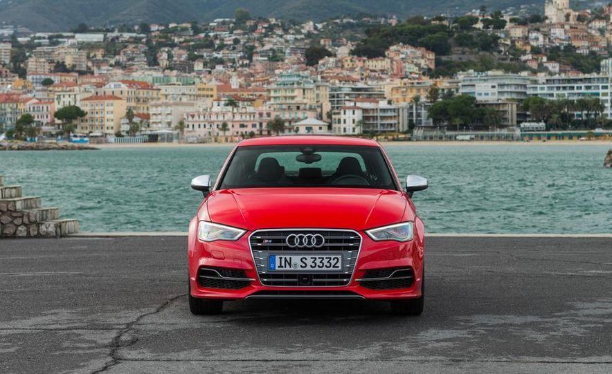 2015 Audi S3 Quattro sedan - Slide 8