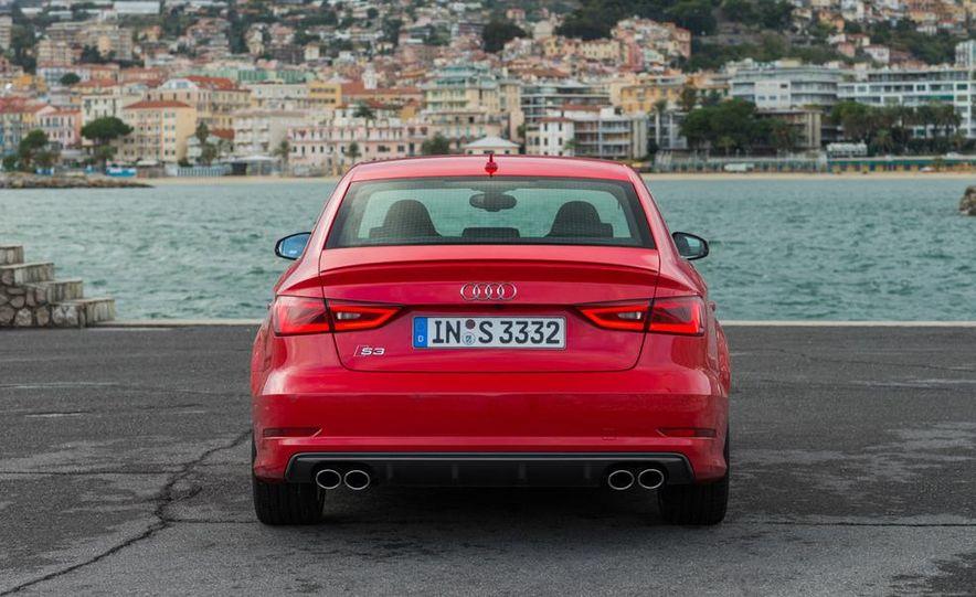 2015 Audi S3 Quattro sedan - Slide 9
