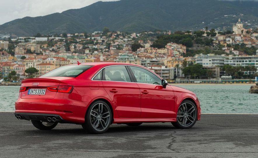 2015 Audi S3 Quattro sedan - Slide 10