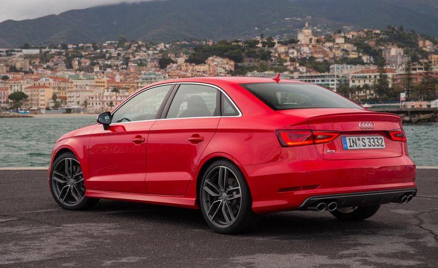 2015 Audi S3 Quattro sedan - Slide 11
