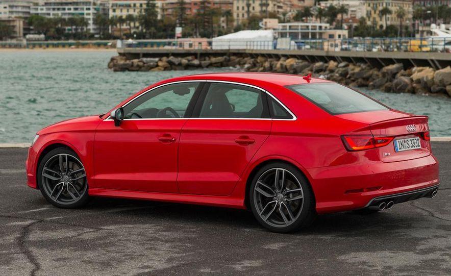 2015 Audi S3 Quattro sedan - Slide 12