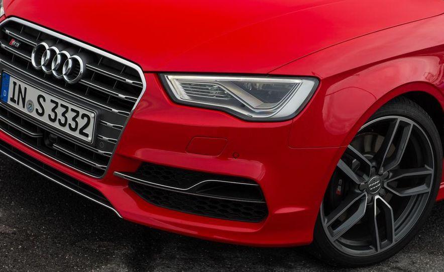 2015 Audi S3 Quattro sedan - Slide 14