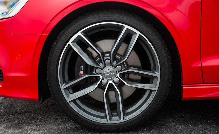 2015 Audi S3 Quattro sedan - Slide 15