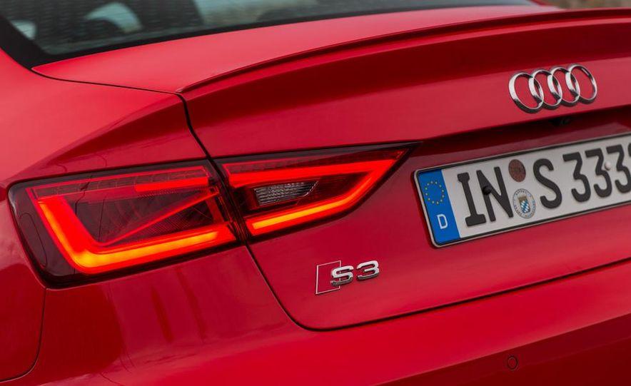 2015 Audi S3 Quattro sedan - Slide 19