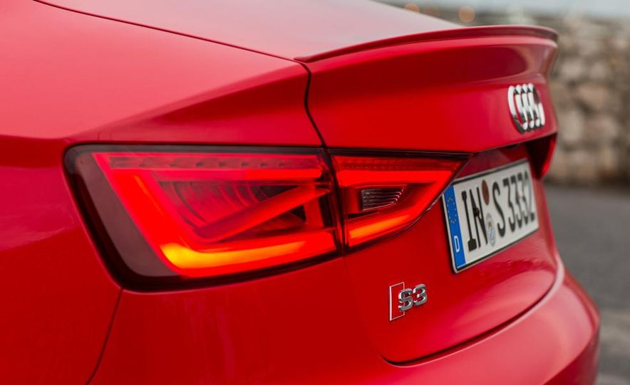 2015 Audi S3 Quattro sedan - Slide 21