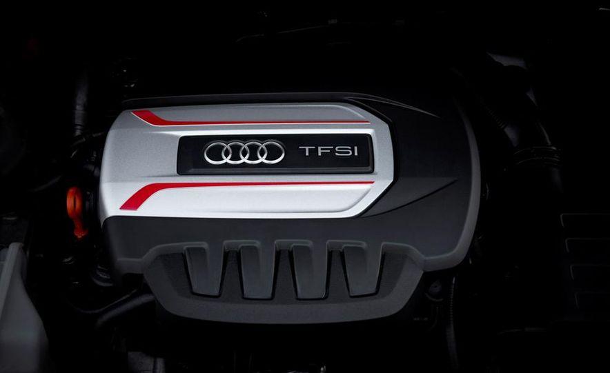2015 Audi S3 Quattro sedan - Slide 34
