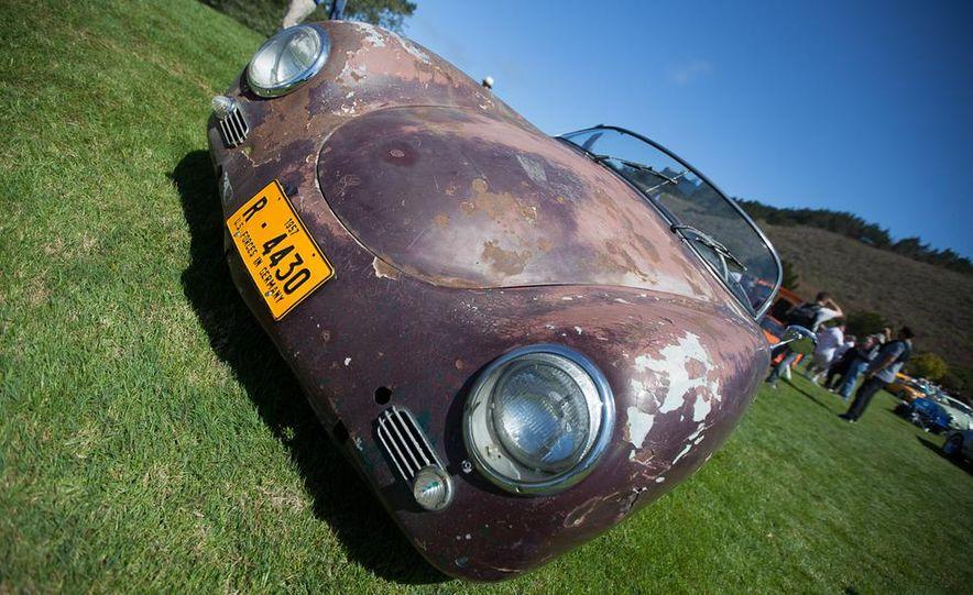 1957 Porsche Speedster - 2014 Werks Reunion - Slide 1