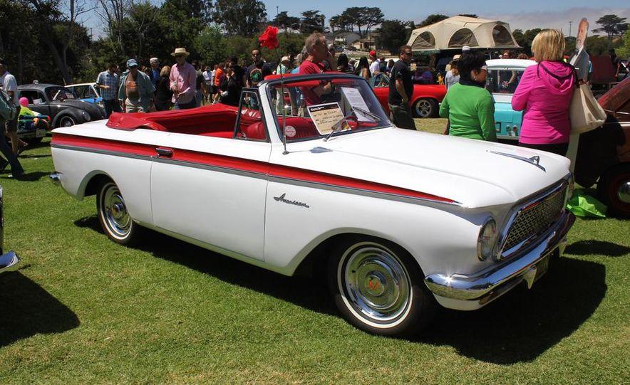 1965 Chrysler New Yorker Wagon - 2014 Concours d'LeMons - Slide 81