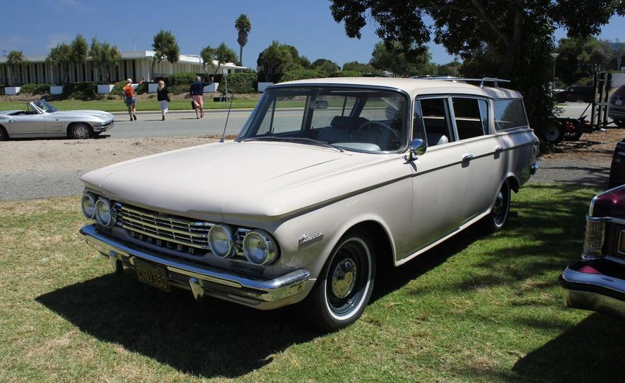 1965 Chrysler New Yorker Wagon - 2014 Concours d'LeMons - Slide 120