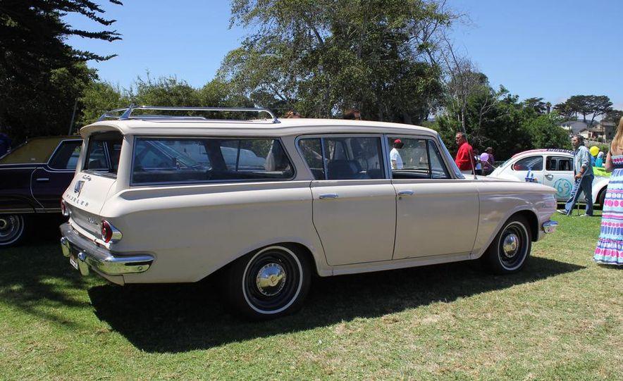 1965 Chrysler New Yorker Wagon - 2014 Concours d'LeMons - Slide 121