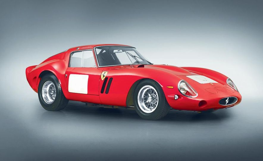 1962 Ferrari 250GTO Berlinetta - Slide 1