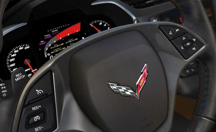 2015 Chevrolet Corvette Stingray coupe - Slide 28