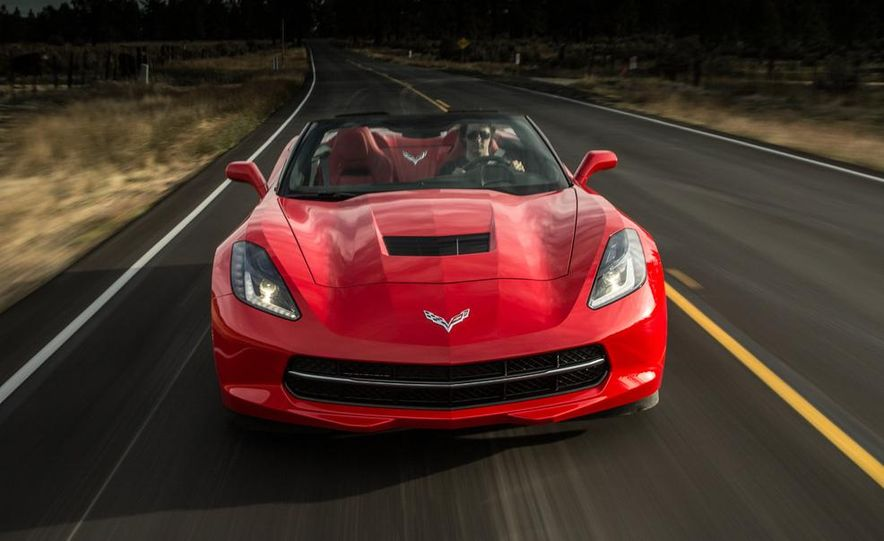 2015 Chevrolet Corvette Stingray coupe - Slide 6