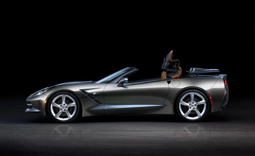 2015 Chevrolet Corvette Stingray coupe - Slide 23