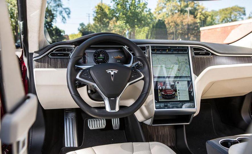 2013 Tesla Model S - Slide 36