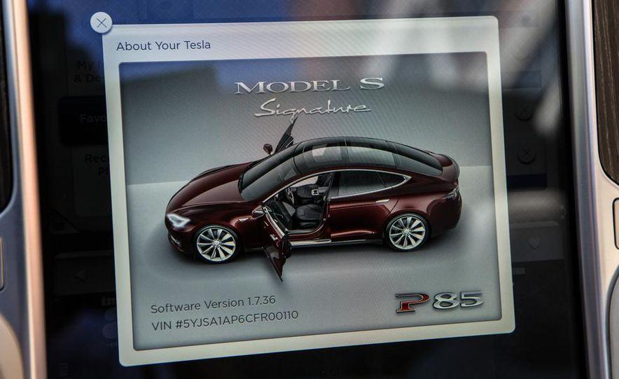 2013 Tesla Model S - Slide 42