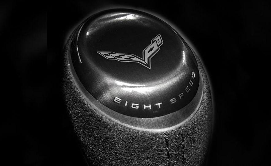 2015 Chevrolet Corvette Z06 coupe - Slide 33