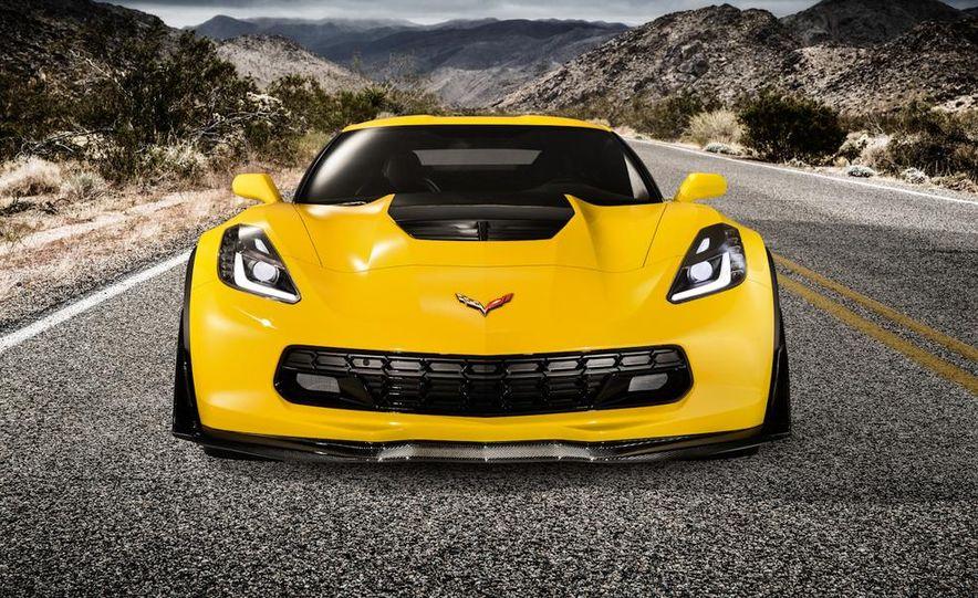 2015 Chevrolet Corvette Z06 coupe - Slide 3