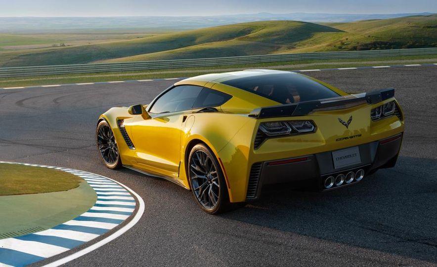 2015 Chevrolet Corvette Z06 coupe - Slide 6