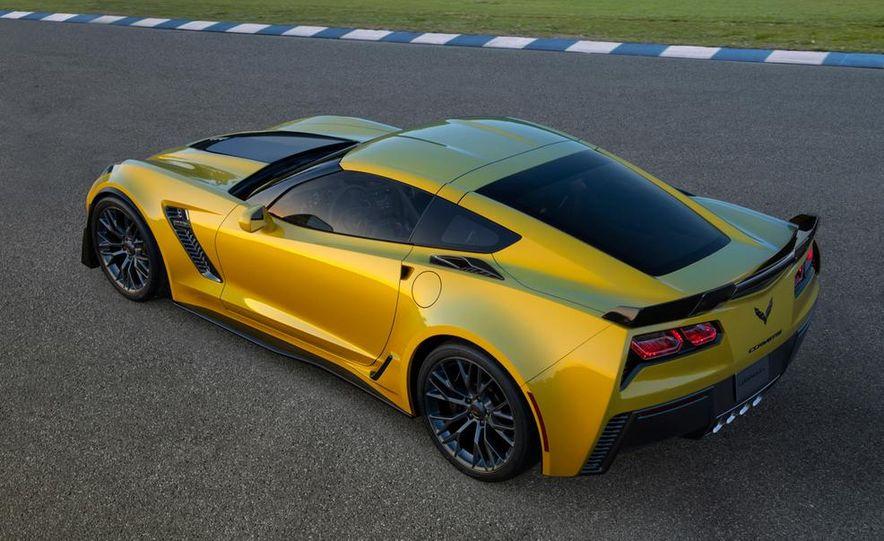 2015 Chevrolet Corvette Z06 coupe - Slide 9