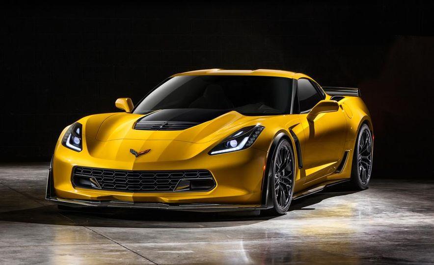 2015 Chevrolet Corvette Z06 coupe - Slide 13