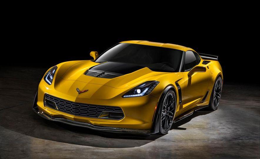 2015 Chevrolet Corvette Z06 coupe - Slide 14