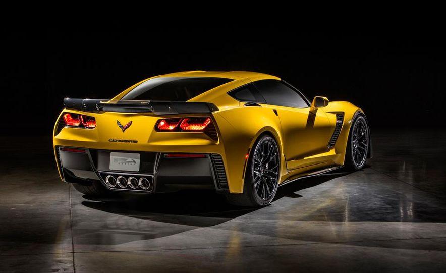 2015 Chevrolet Corvette Z06 coupe - Slide 16