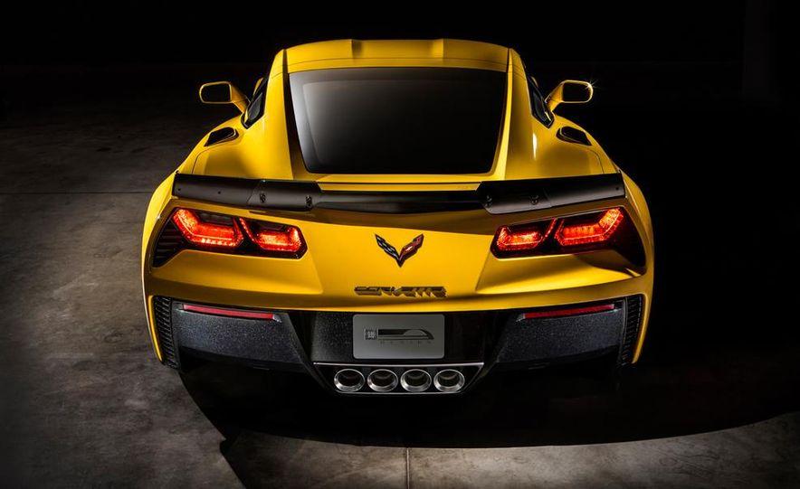 2015 Chevrolet Corvette Z06 coupe - Slide 19