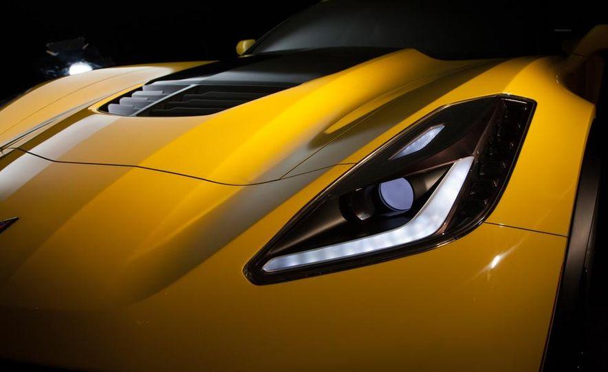 2015 Chevrolet Corvette Z06 coupe - Slide 25