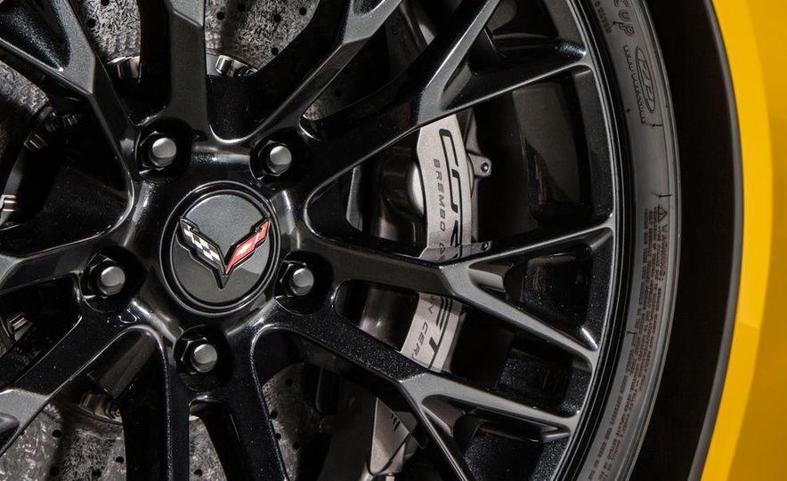 2015 Chevrolet Corvette Z06 coupe - Slide 27