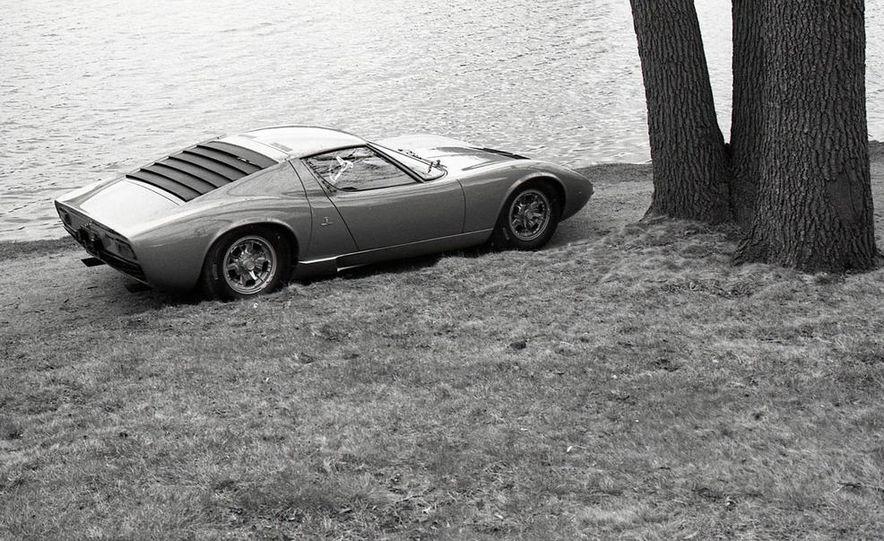 Lamborghini Miura - Slide 8