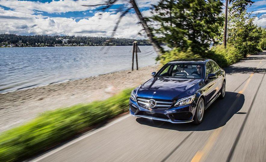 2015 Mercedes-Benz C400 4MATIC - Slide 2