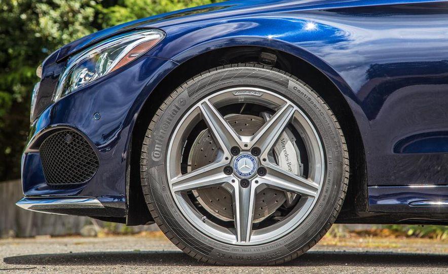 2015 Mercedes-Benz C400 4MATIC - Slide 28