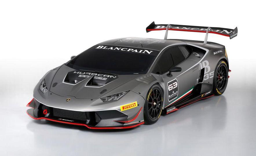 2015 Lamborghini Huracán LP620-2 Super Trofeo - Slide 1